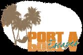port a escapes logo